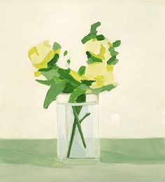 january flowers by maureen gallace
