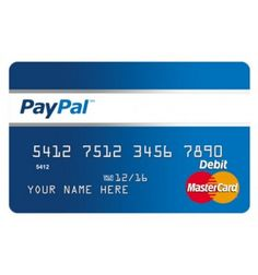 Virtual Credit Card For Paypal Verification | Paypal Vcc