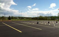 >>> Are you getting ready to install a parking lot outside of your property? Hire We are asphalt contractors in offering quality parking lot maintenance services. Paving Contractors, Parking Lot, Toronto, Maine, Island, Business, Parking Space, Islands, Store