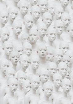 CARNAL INFINITY - Janus&Pu #white #photography