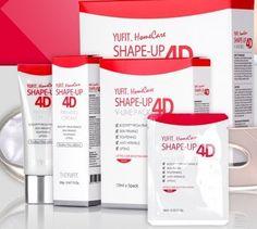Face V-line Chin up Lift Slimming Belt , Neck Line Slimmer Cream and 5 Masks - for Sagging Double Chin - For Sale