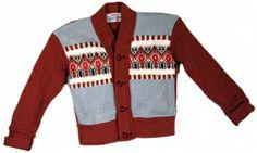 1940s Boy's Sweater