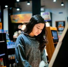 Kumpulan foto Naisa Alifia Yuriza (N.A.Y) Casual Hijab Outfit, Photo Logo, My Girl, Bff, Hair, Outfits, Female Male, Medan, South Korea