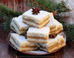 Prajitura cu mere Romanian Desserts, Romanian Food, Romanian Recipes, Cake Recipes, Dessert Recipes, Good Food, Yummy Food, Apple Desserts, Pinterest Recipes