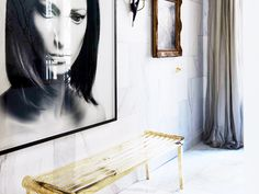 How to Make a Killer First Impression in Your Foyer via @MyDomaine