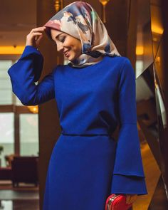 Modest Fashion, Hijab Fashion, Latest Outfits, Niqab, Muslim Women, Instagram Posts, Color, Style, Swag