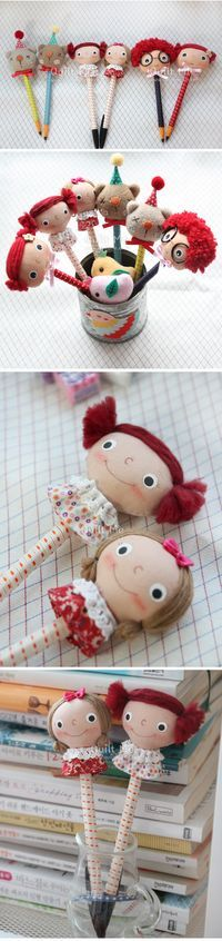 lovely handmade dolls #handmadedoll