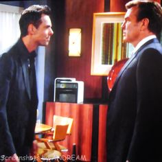 """Jack tells Billy that he doesn't want him in his life anymore,....and tells him to, """"Get out!"""""""