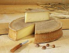 Haute-Savoie - Abondance - Lait cru de vache, pâte pressée cuite