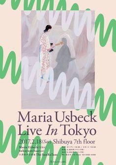 Maria Usbeck Live in Tokyo - Toru Kase, Shohei Morimoto