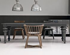 Gray by Gervasoni.  Paola Navone designer
