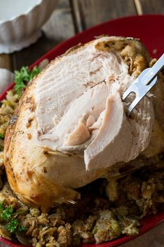 A crock pot makes it easy to enjoy turkey any day of the year!