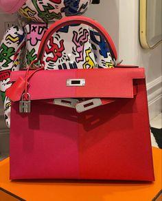 Material Girls, Hermes Birkin, Hermes Kelly, Suitcase, Backpacks, Purses, Bags, How To Wear, Accessories