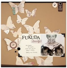 Family Layout - Scrapbook.com