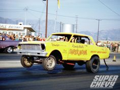 drag racing | Super Chevy Drag Racing Greats, Part 1 Photo Gallery