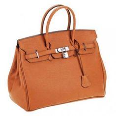 Hermes Birkin Bag Brown