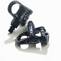 These clipless pedals are so much fun, and so easy to easy use.