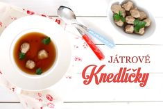 Czech Recipes, Ethnic Recipes, Pickles, Food And Drink, Fruit, Cooking, Soups, Drinks, Kitchen