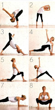 Appear this necessary illustration as well as look into today details on yoga workout routine Yoga Positionen, Yoga Moves, Ashtanga Yoga, Yoga Flow, Yoga Workouts, Power Yoga Poses, Cool Yoga Poses, Yoga Sequence For Beginners, Yoga For Beginners