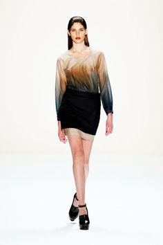 Hien Le Fall 2013 Ready-to-Wear Collection Slideshow on Style.com