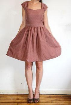 Cambie dress Sewaholic