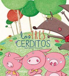 Ilustrado por Ana Zurita. Ediciones Jaguar Jaguar, Three Little Pigs, Kids Rugs, Home Decor, Shoes Organizer, Children's Literature, Organizers, 19th Century, Tags