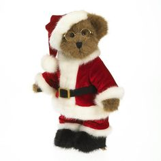 Boyds Bears S.C. Kringlebeary-I use him to decorate for Christmas.
