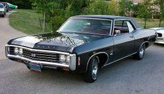 69 Chevy Impala SS