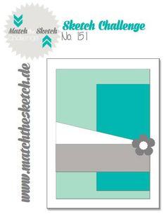 Willkommen zu Sketch Nr. 151 bei Match the Sketch! Ihr habt bis Dienstag, 20 Uhr (MEZ) Zeit um an der Challenge teilzunehmen.   Welcome ...