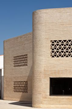 Public Library and Music School, Huelva Spain | Donaire Arquitectos (2010) *