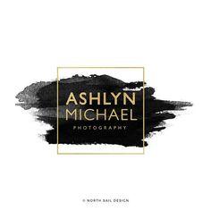 Ashlyn Michael Premade Logo Boutique Logo by NorthSailDesign