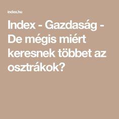 Index - Gazdaság - De mégis miért keresnek többet az osztrákok?