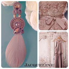 Beaded Earrings, Earrings Handmade, Handmade Jewelry, Shibori, Soutache Jewelry, Beaded Jewelry, Diy Jewelry, Jewelry Making, Jewellery