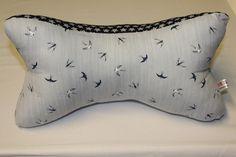 Bed Pillows, Pillow Cases, Blue Streaks, Reading, Pillows