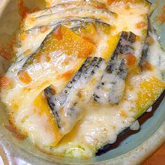 お弁当オカズに♡ - 49件のもぐもぐ - カボチャのチーズグラタン by sakutae