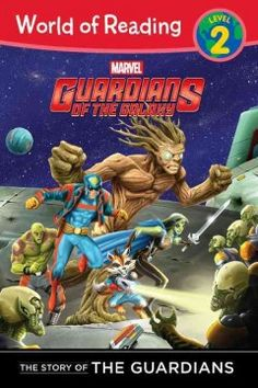 ER SUP. Introduces the origin story of the Guardians of the Galaxy.