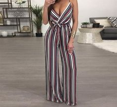 A well fitted jumpsuit is a essential for everyday west coast gal. | California Dreaming: What to Wear in the Golden State