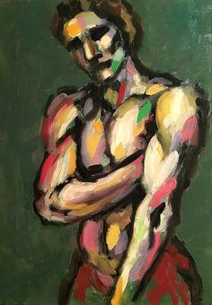 Yves Grandjean, artiste peintre et sculpteur. Oeuvres.