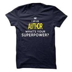 Im A/An AUTHOR T Shirts, Hoodies. Check price ==► https://www.sunfrog.com/LifeStyle/Im-AAn-AUTHOR-18401654-Guys.html?41382 $23
