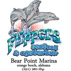 Located next to Bear Point Marina overlooking Perdido Bay. Enjoy awesome sunsets on our patio and Tiki bar. Fresh seafood and hand-cut steaks prepared daily. Private parties and weddings. Live music every night March – October. Boat parking.  Flippers Seafood & Oyster Bar #OrangeBeach  Click for coupon: http://flippers.couponsindemand.com/1014138