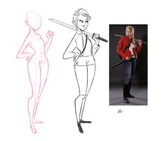 Character Design May/16 on Behance
