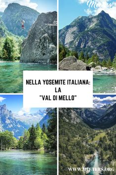 Beautiful Places To Visit, Oh The Places You'll Go, Wonderful Places, Places To Travel, Travel Destinations, Travel Around The World, Around The Worlds, Best Of Italy, In Natura