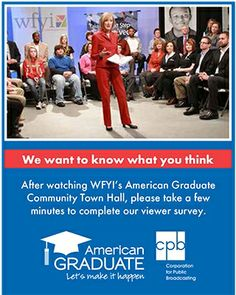 Tonight (1/30) is the night! Join us for an American Graduate Town Hall: LIVE Tweet-Up. Watch the broadcast while you tweet at 9 pm on WFYI 1. #AMGRADINDY