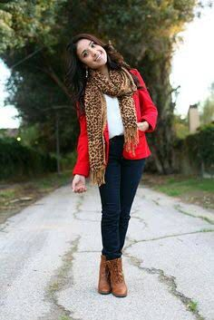 Leopard outfit - image from internet