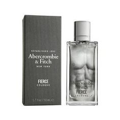 ABERCROMBIE & FITCH COLOGNE Fierce by Abercrombie & Fitch fo $59