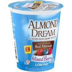 Free Almond Dream Yogurt at Whole Foods