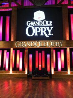 Nashville, TN (Grand Ole Opry) 2011