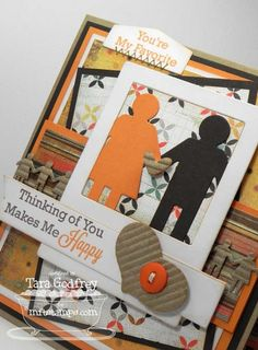Cute for valentines Meet Girls, Boy Meets Girl, You Make Me Happy, Clever, Crafting, Valentines, Paper, Cute, How To Make