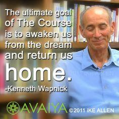 Kenneth Wapnick Wisdom #8  www.ufacim.com  #acim #acourseinmiracles #Kenwapnick #kennethwapnick #spiritjunkie #Jesus