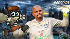 Copa América: Jefferson, de ladrón a arquero de la Selección de Brasil. June 10, 2015.